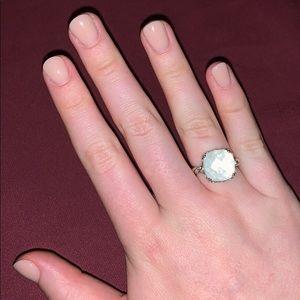 Pandora mother pearl ring